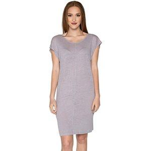 🆕⭐ Velvet by Graham and Spencer grey dress